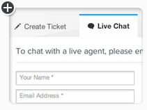 Helpdesk, Screen Chat